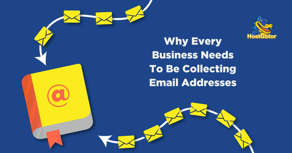 Businesses Should Build An Email List