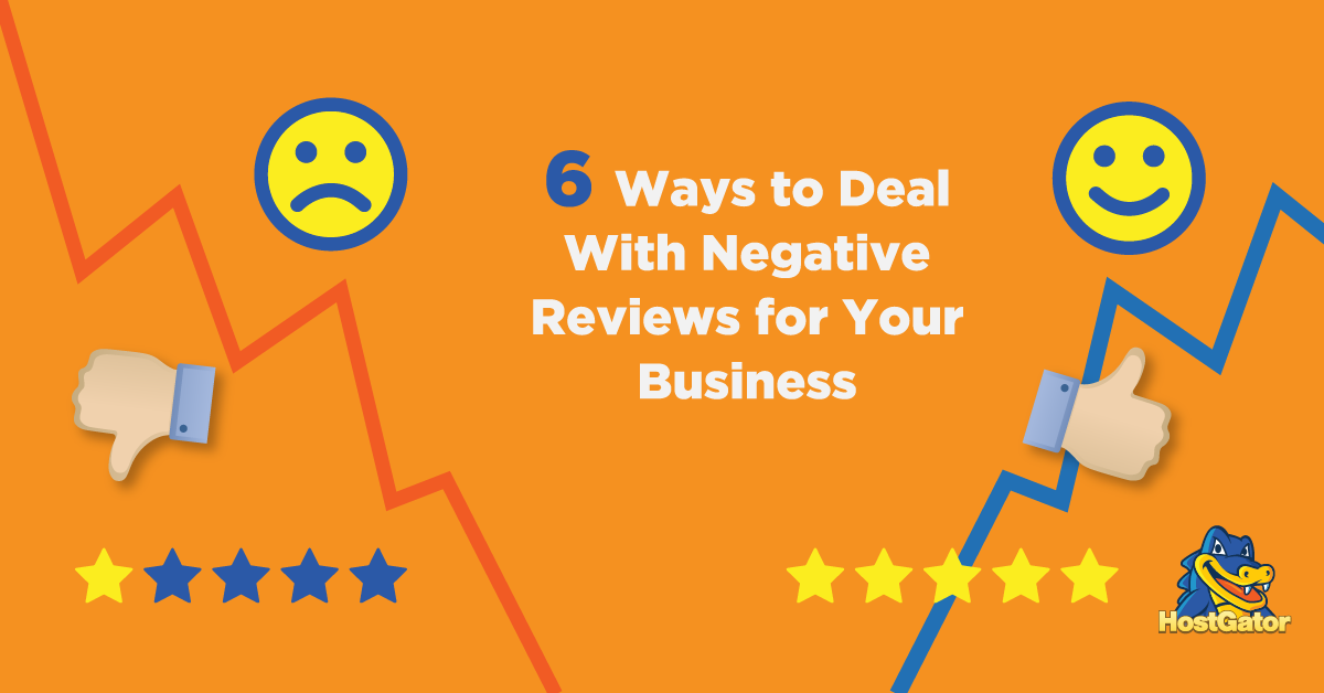 Flipping Negative Reviews of your business