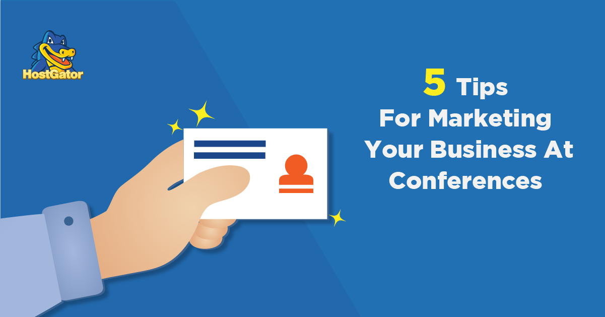 How To Network At Conferences For Your Business