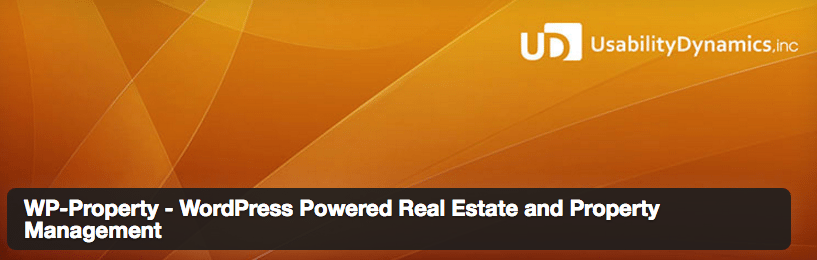 WP-Property - WordPress Powered Real Estate and Property Management
