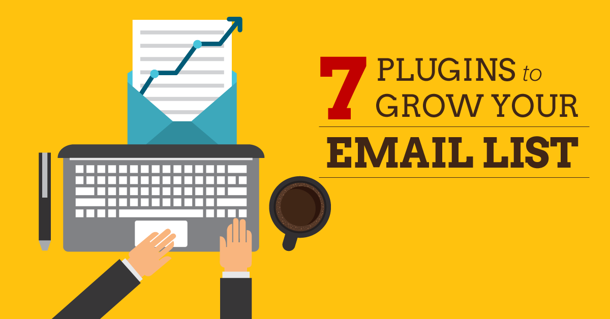Building Your Email List of Subscribers