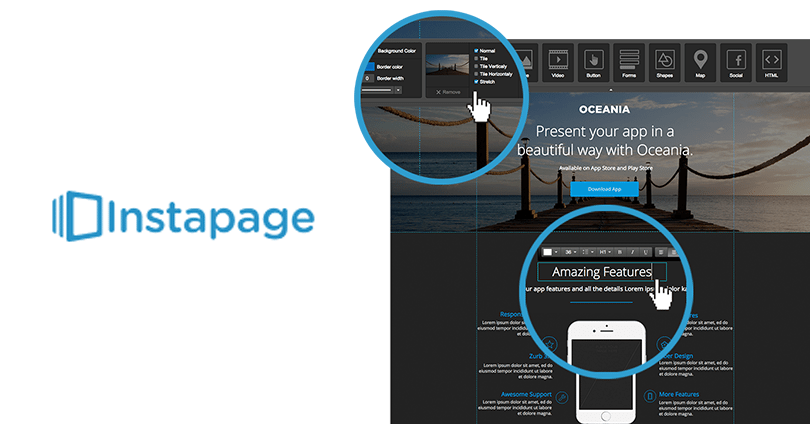 Get more emails with Instapage