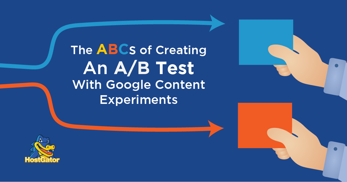 The ABCs of Creating An A/B Test With Google Content Experiments