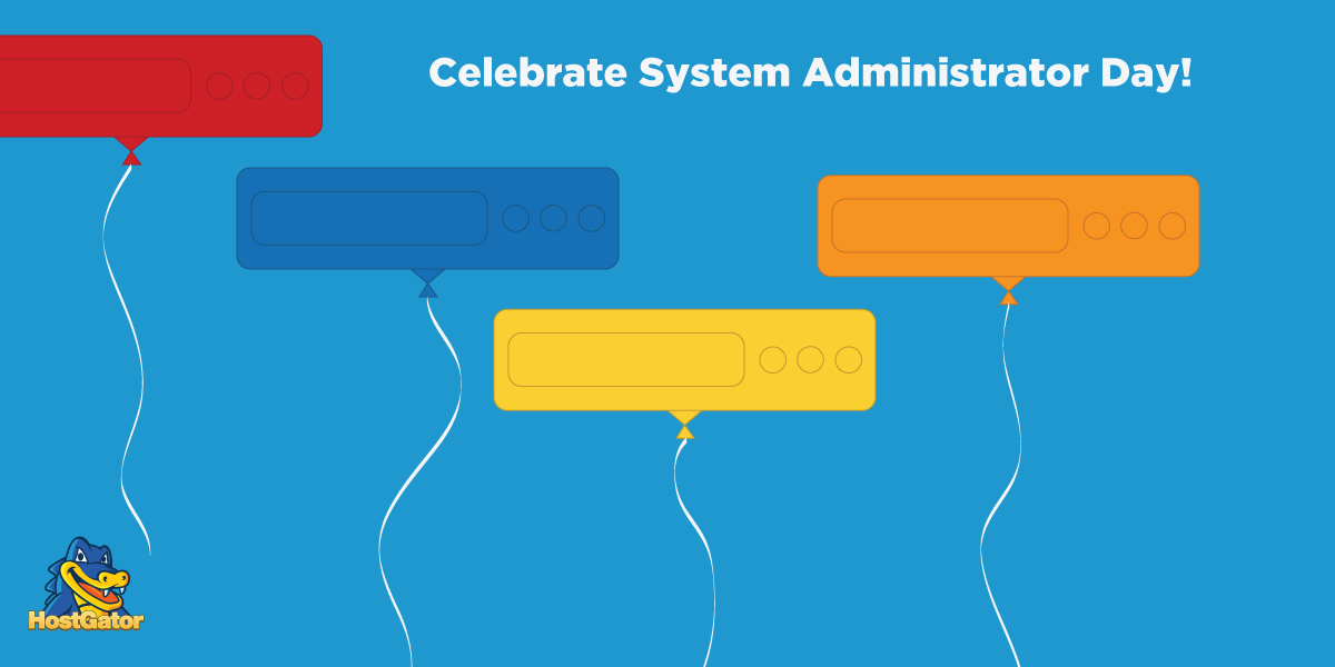 System Administrator Day