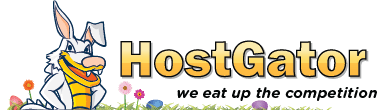 HostGator Easter Snappy