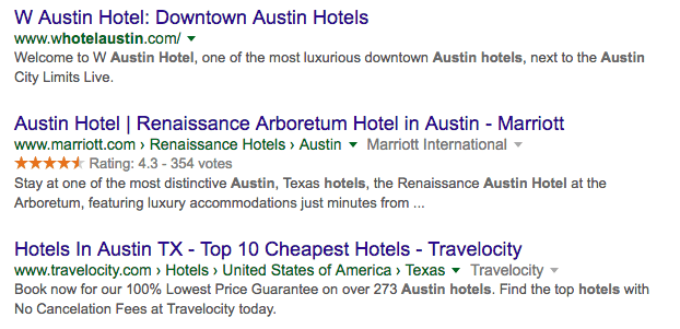 Reviews Rich Snippets