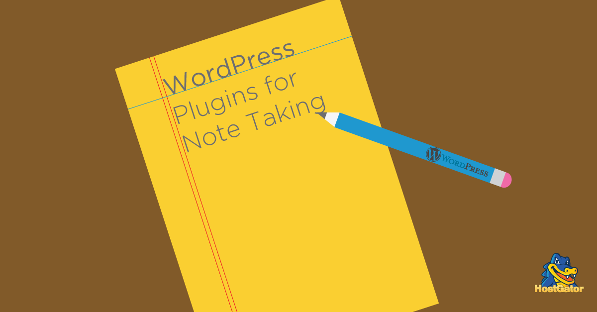 WordPress Plugins for Note Taking