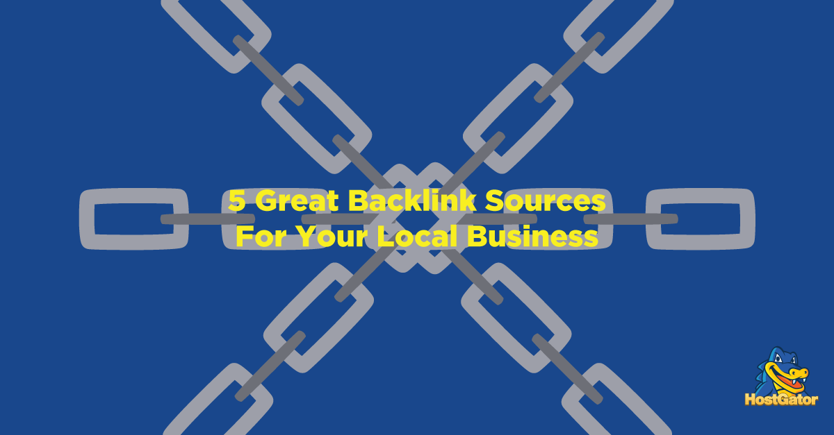 Backlinks for Local Business
