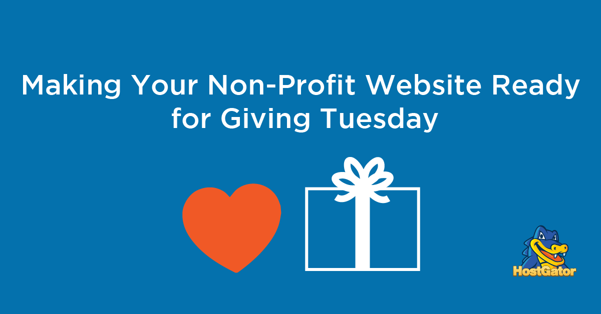 Nonprofit Giving Tuesday
