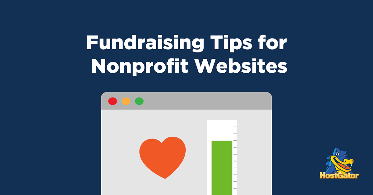 Fundraising Tips for Nonprofit Websites