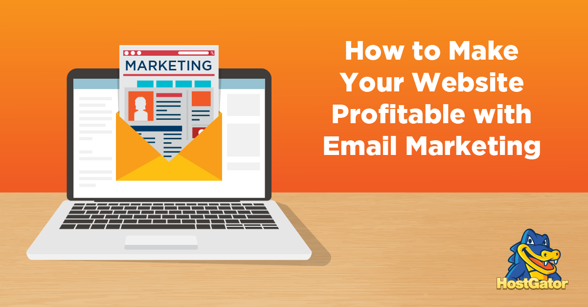 How to Make Your Website Profitable with Email Marketing