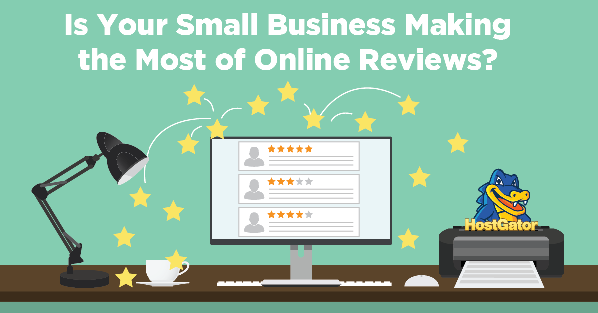 Small Business Online Reviews