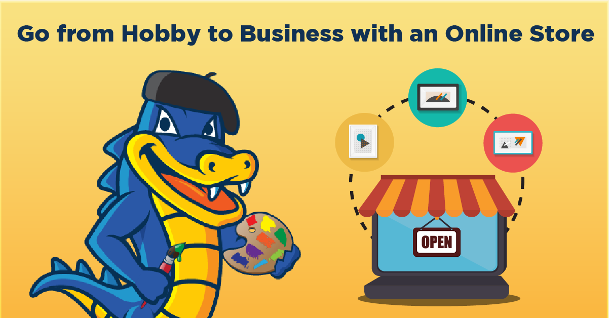 Hobby to Business Online Store