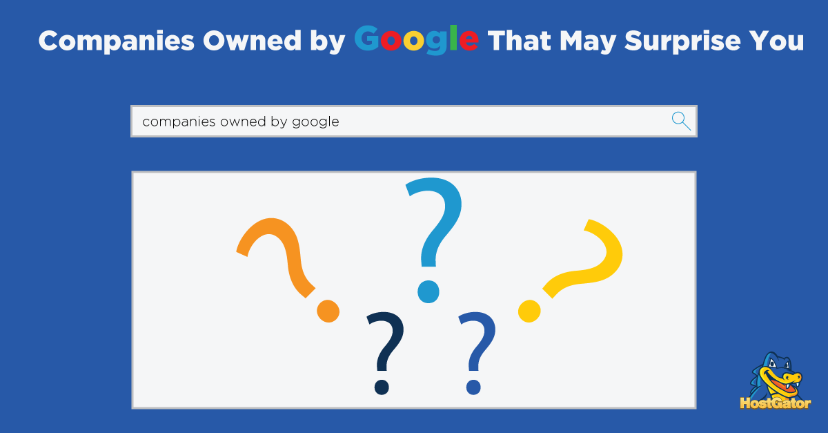 Companies owned by Google