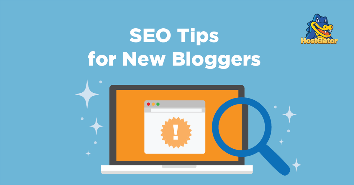 SEO for new bloggers