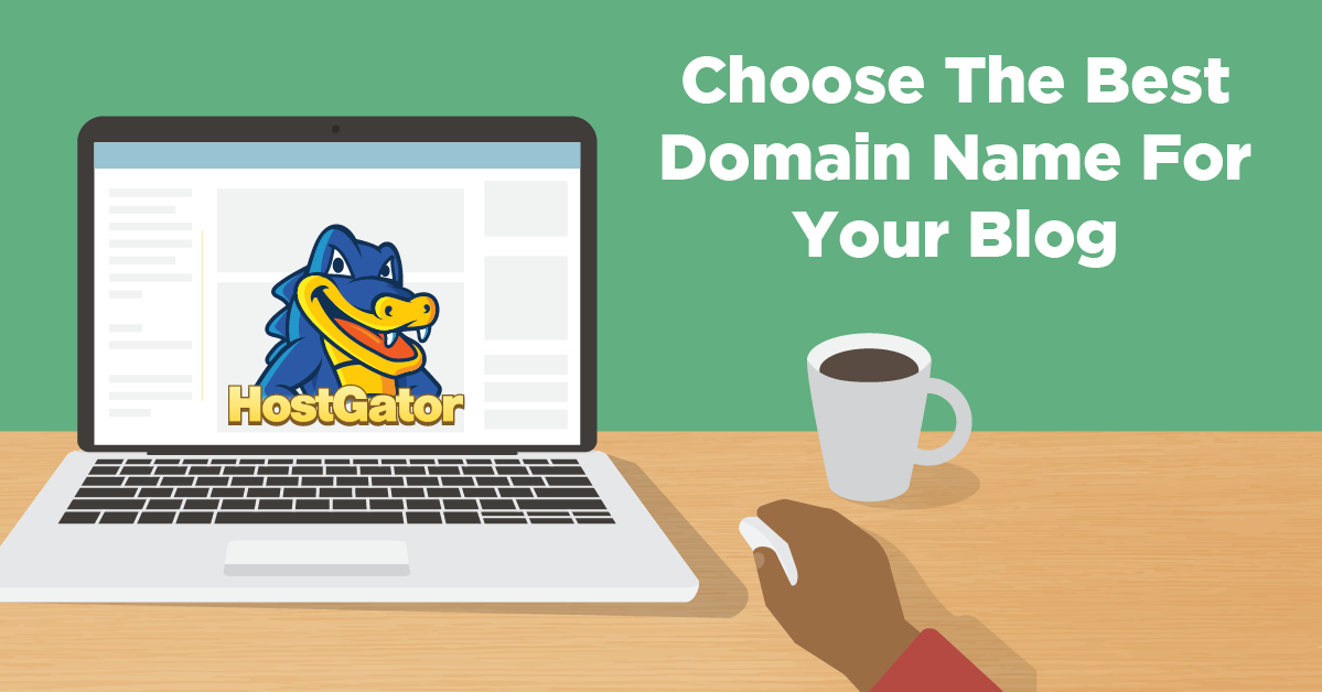 choose best domain name for your blog