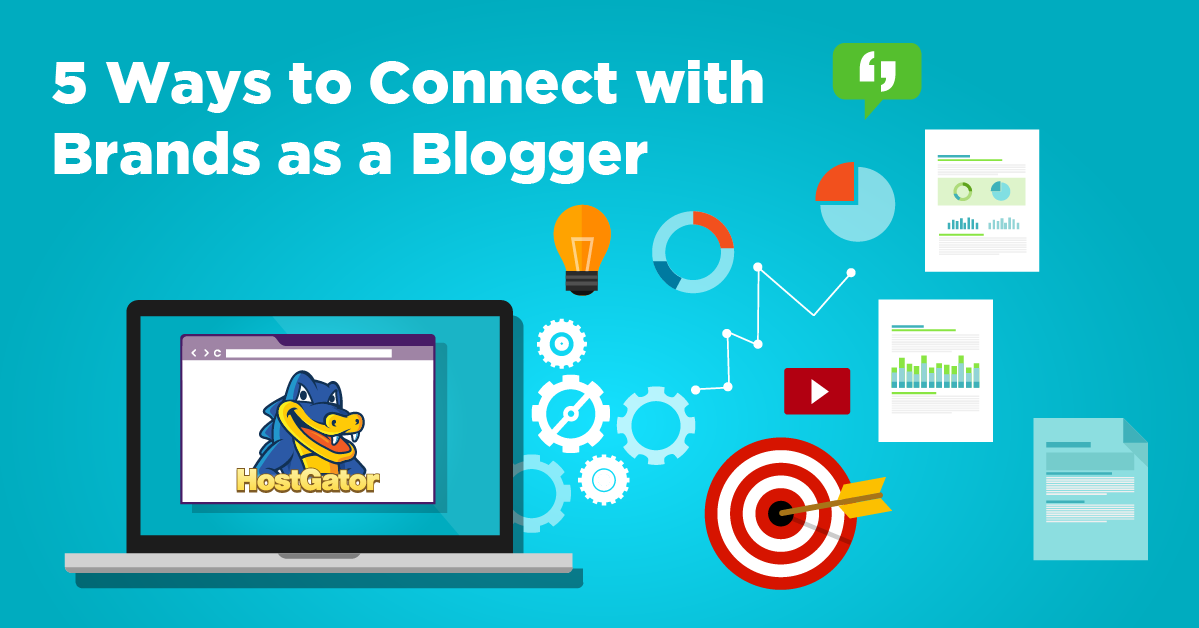Connect With Brands as a Blogger