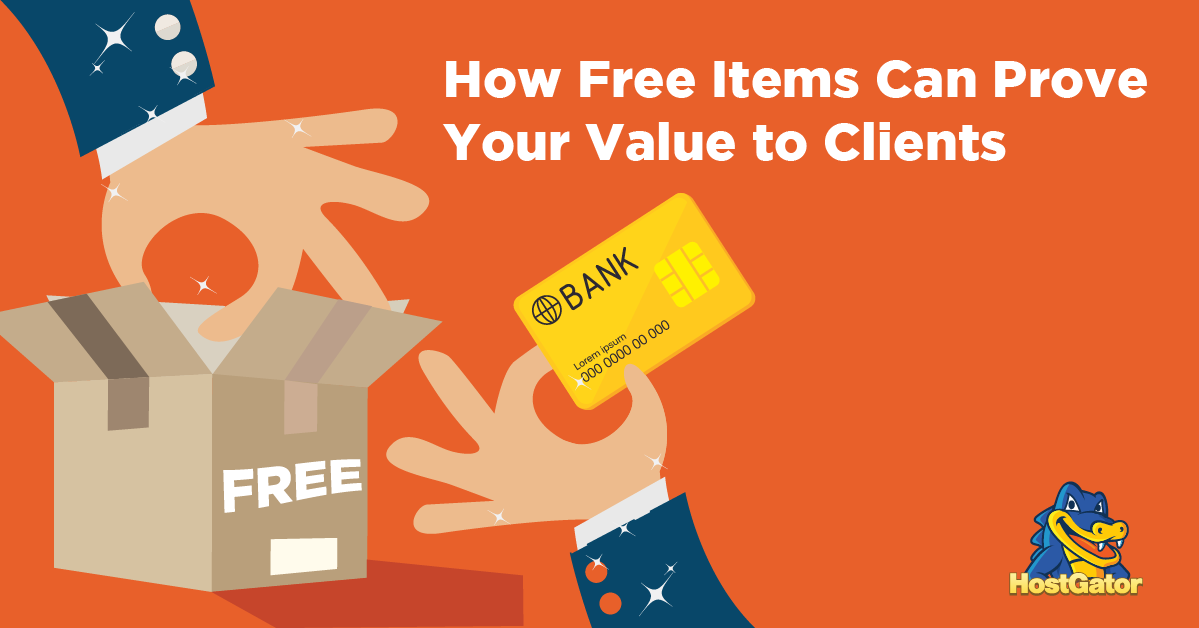 Free Items Prove Value to Customers