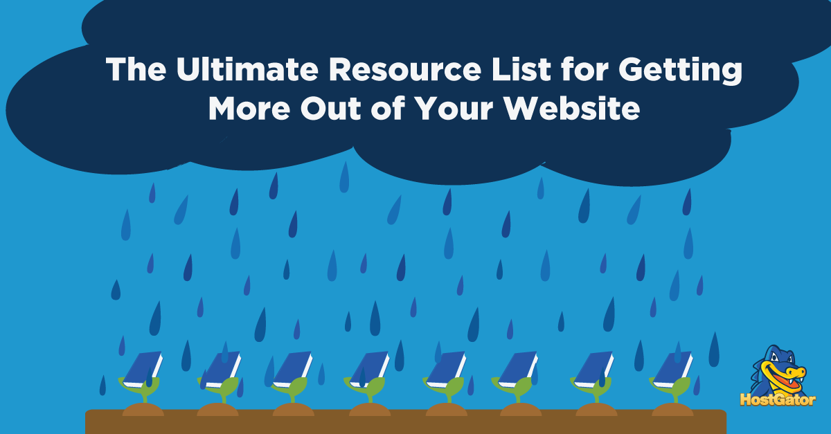 Resources for getting more out of your website