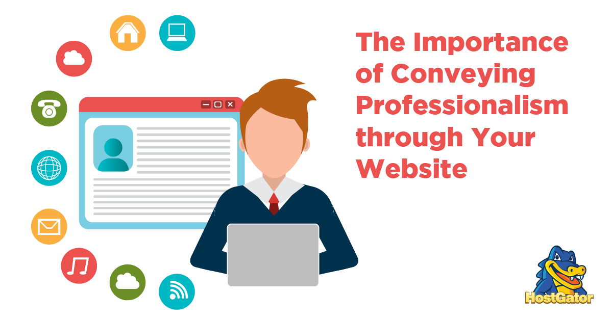 Make your website look more professional