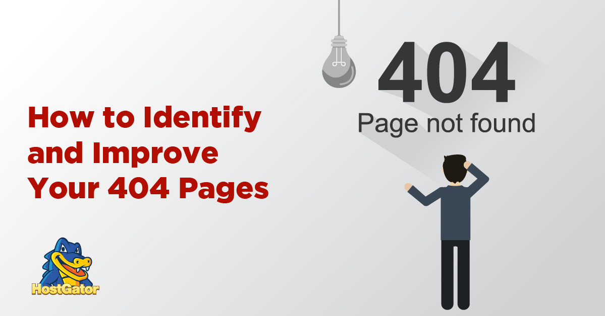 fix your 404 pages