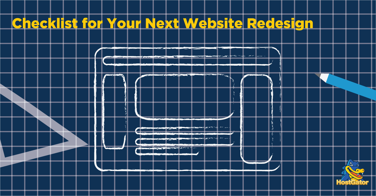 Website Redesign Checklist