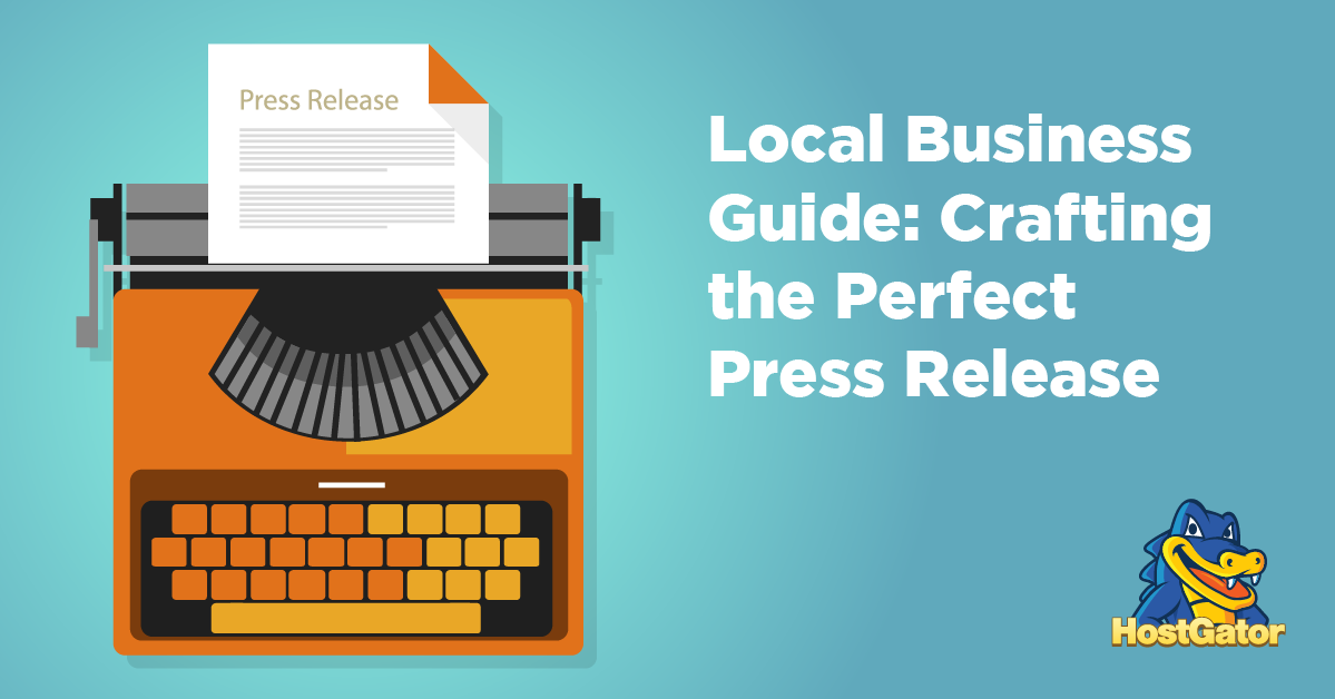 Press Release Local Business