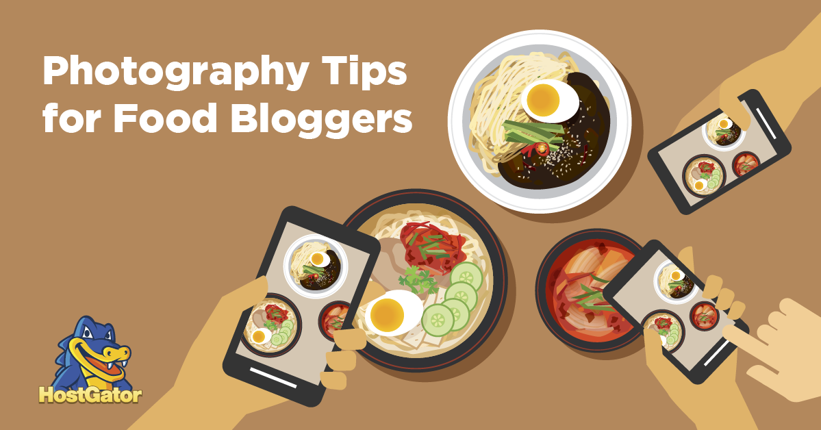 Photography Tips for Food Blogs