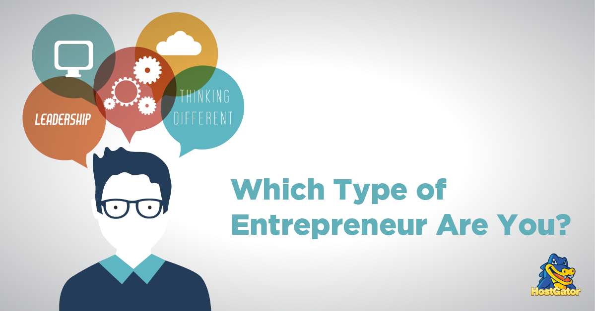 Which type of entrepreneur are you