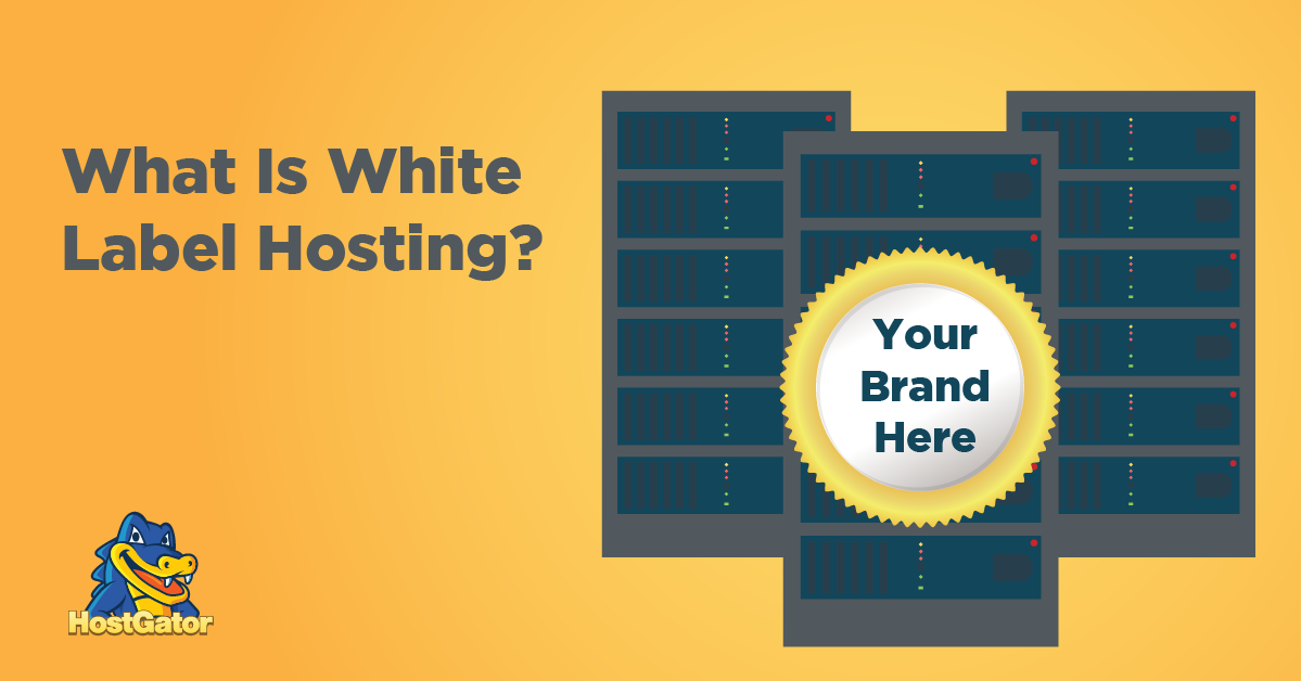What Is White Label Hosting