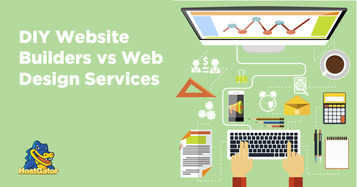 Website Builders vs Web Design