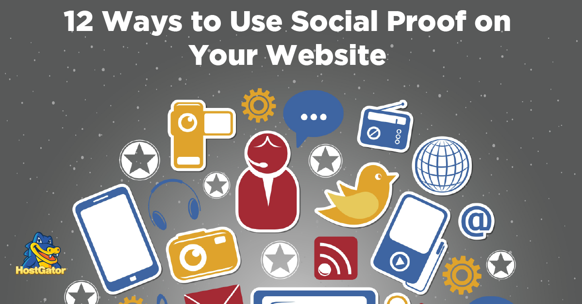 Use Social Proof on your Website