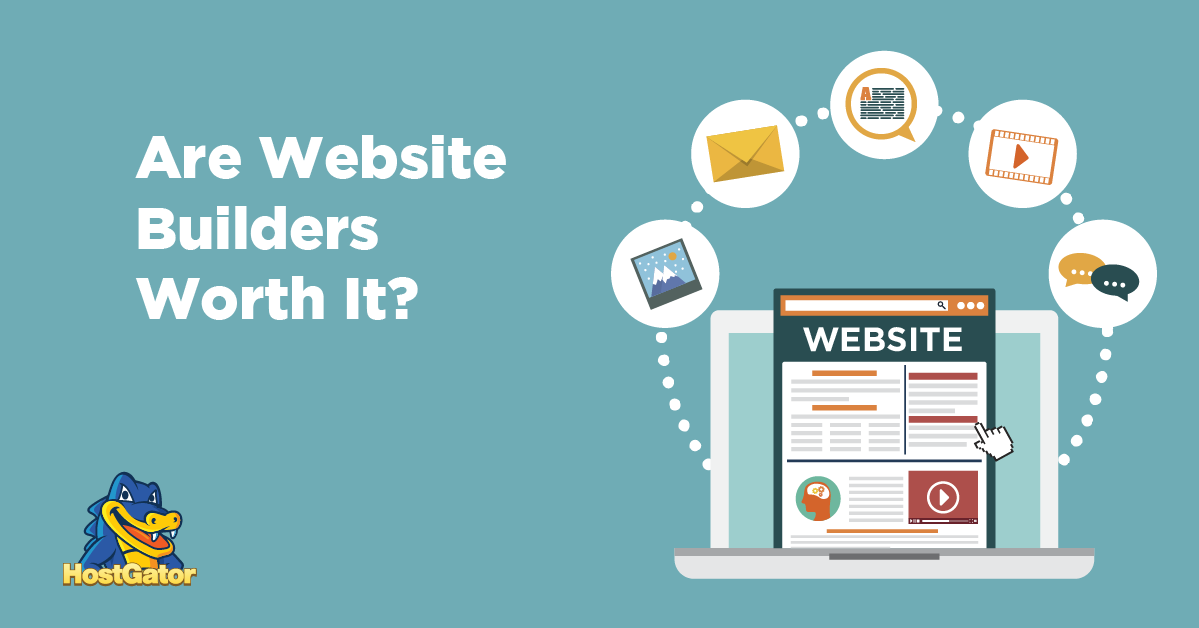 Are Website Builders Worth It