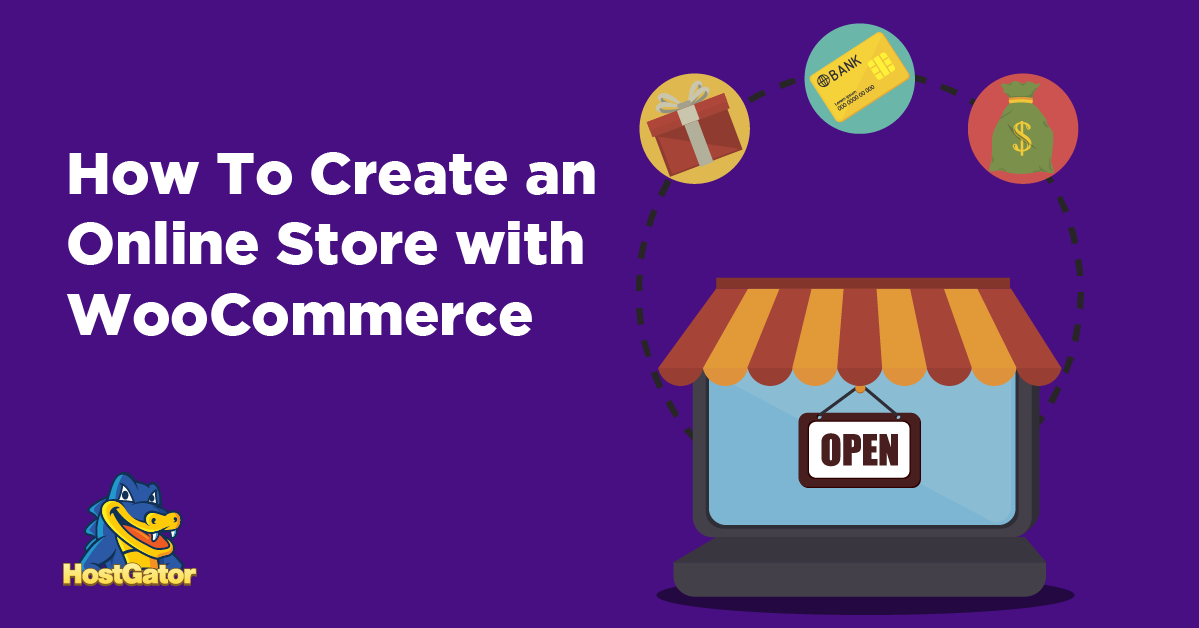 Create Online Store with WooCommerce