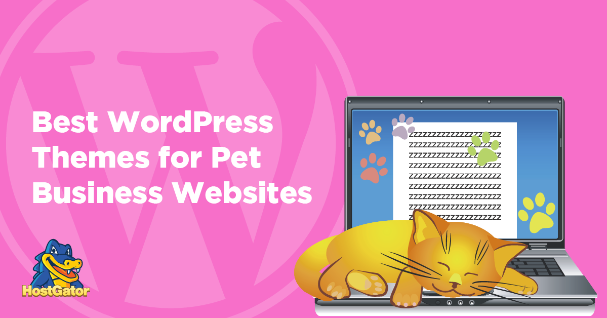 Best WordPress Themes Plugins for Pet Businesses Websites