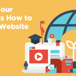 Teach Your Students How to Build a Website