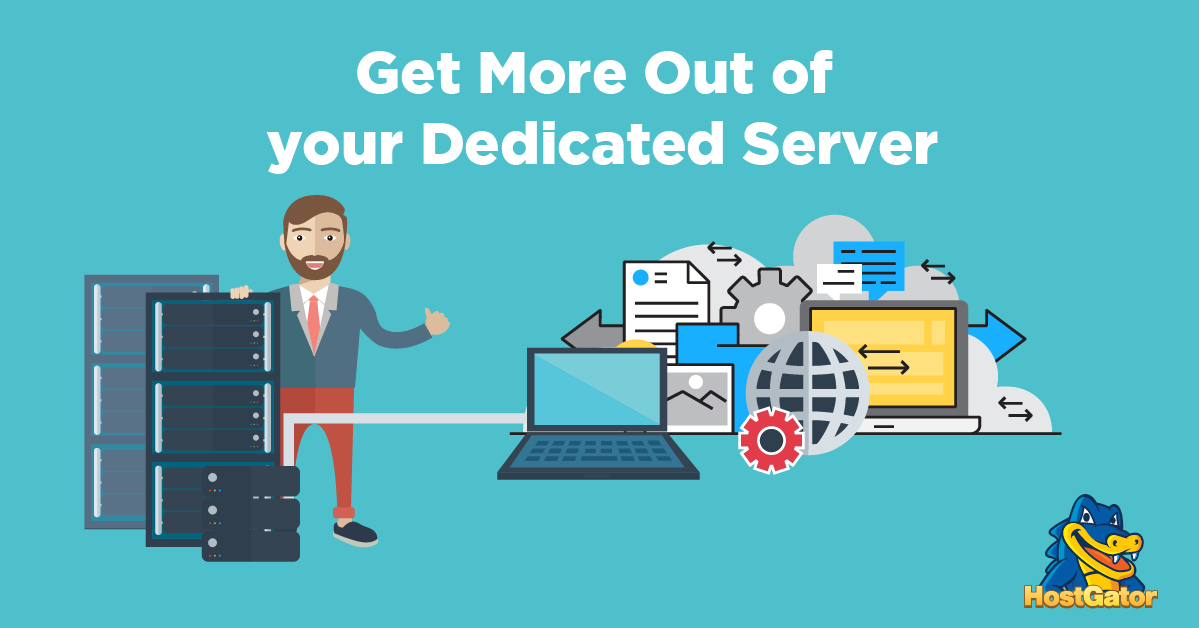 Get More Out Of Dedicated Server