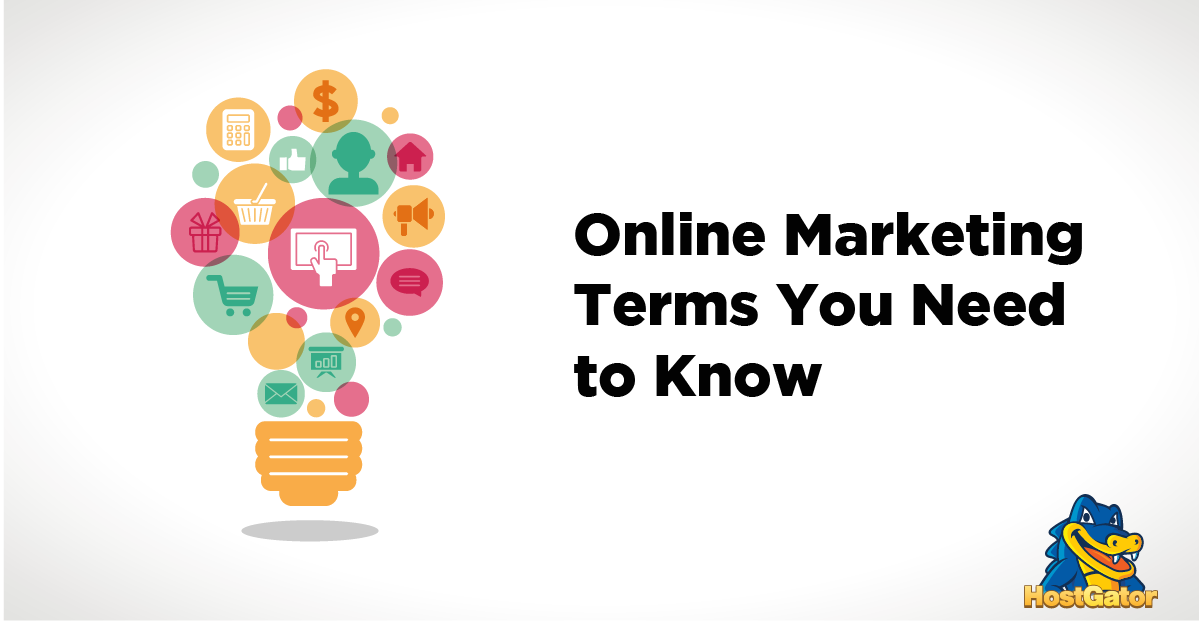 Online Marketing Terms