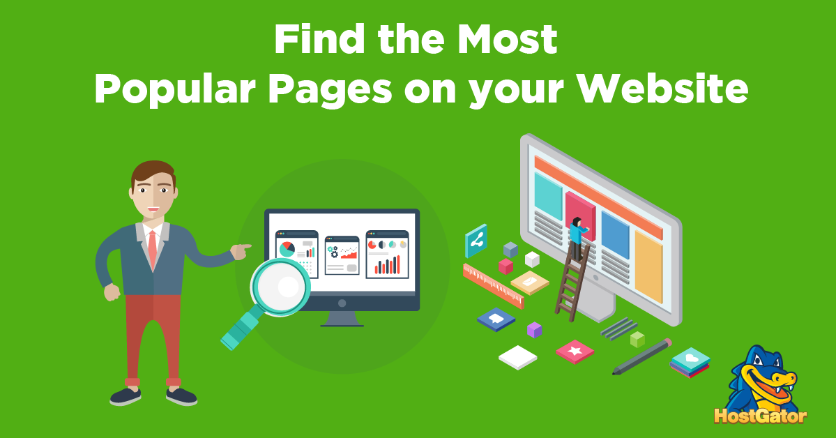 Find Popular Pages on your website