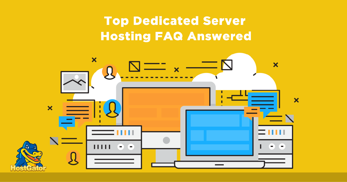 dedicated server faq