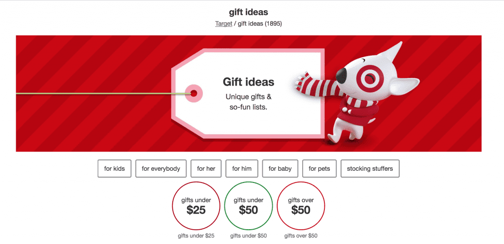 holiday gift guide ideas for ecommerce