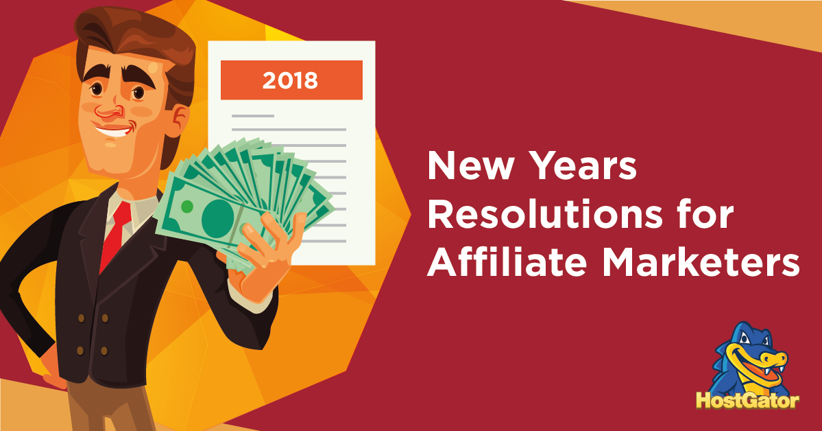 New Year Resolutions AffiliateMarketers