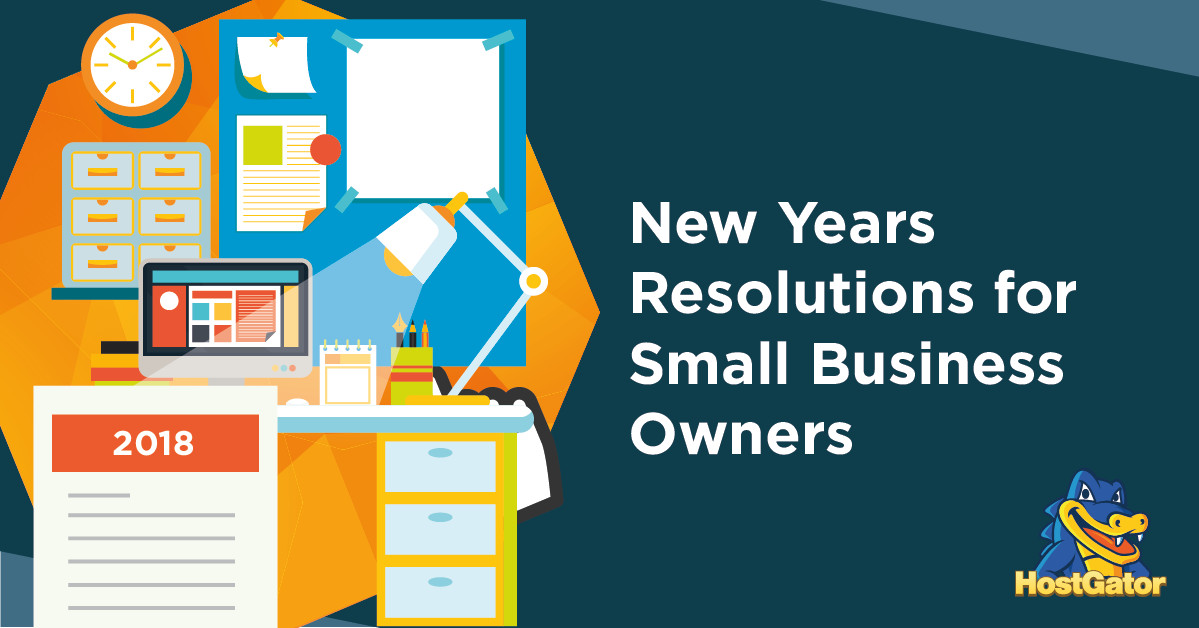 New Year Resolutions Small Business Owners