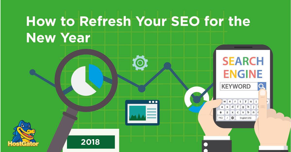 New Year SEO Refresh Plan for 2018