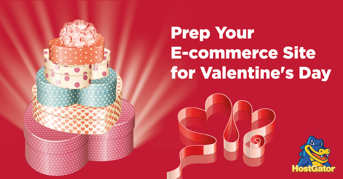 prep your e-commerce site for Valentine's Day
