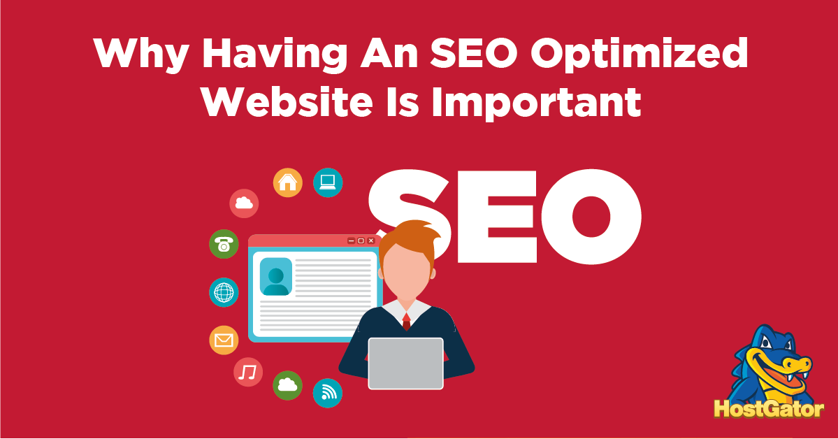why having a seo optimized website is important