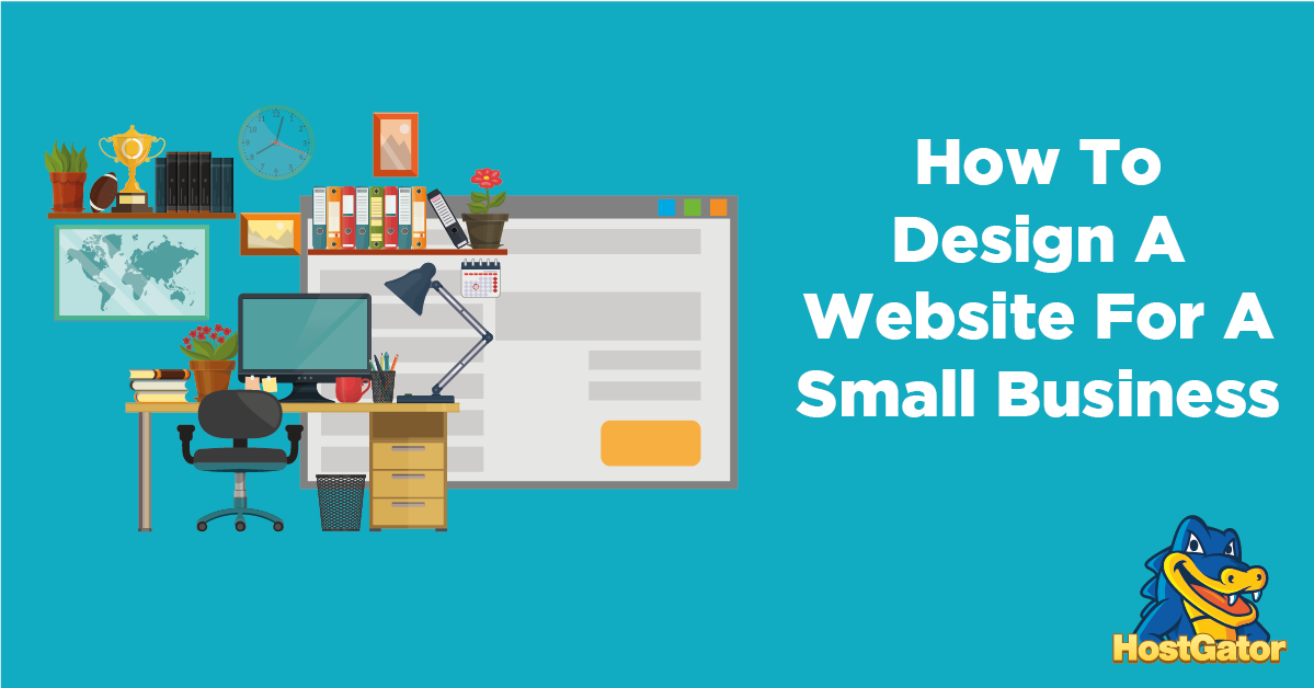 Design A Website For Small Business