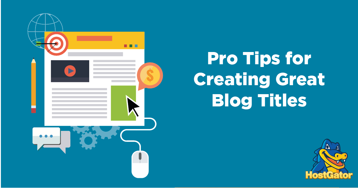 how to create good blog titles