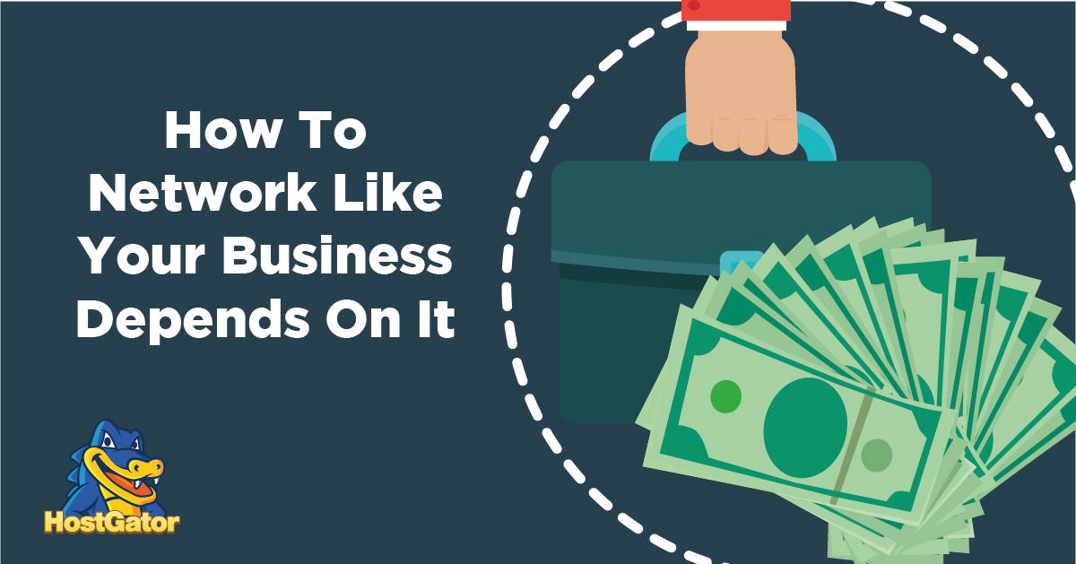 how to network for your business