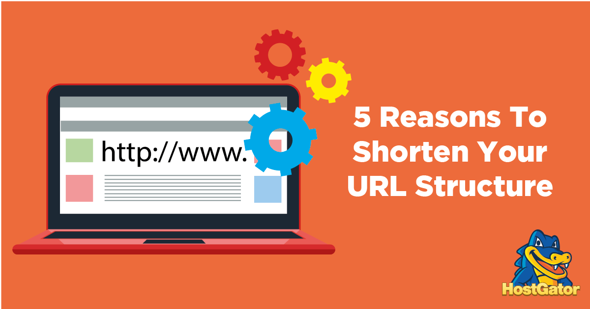 reasons to shorten your url structure